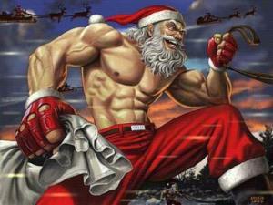CrossFit-Santa2