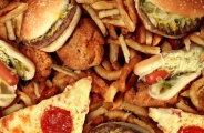 Processed and fast food contains numersous obvious and not so obvious fats