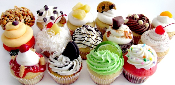 Cupcakes and Pastries