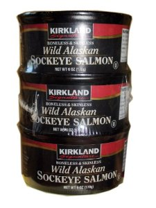 wild alaskan canned salmon