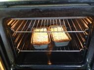 Sunbathing loaves