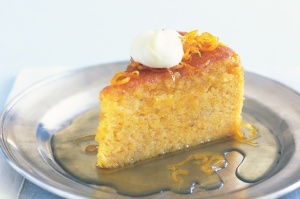 spanish orange almond cake