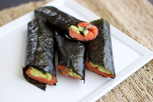 sushi nori wraps