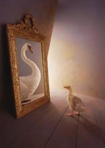 duck,mirror,swan,painting,bird,reflection-e6aea1f380ed9eb693a62ffe8c692819_h