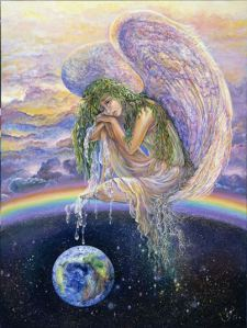 Weep for the World - artist Josephine Wall
