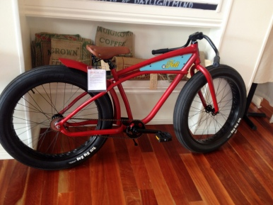New bike fad?