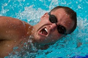 swim breathing