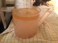 Fat straining jug