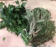 Parsley and Thyme