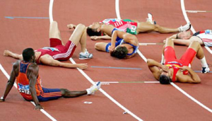 What I do best #1 fatigue in the athlete